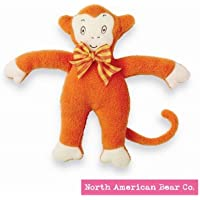 Pattycakes Monkey Rattle by NorthアメリカンBear Co。( 3846 )