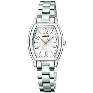 [シチズン]CITIZEN 腕時計 wicca ウィッカ ソーラーテック KH8-713-11 レディース