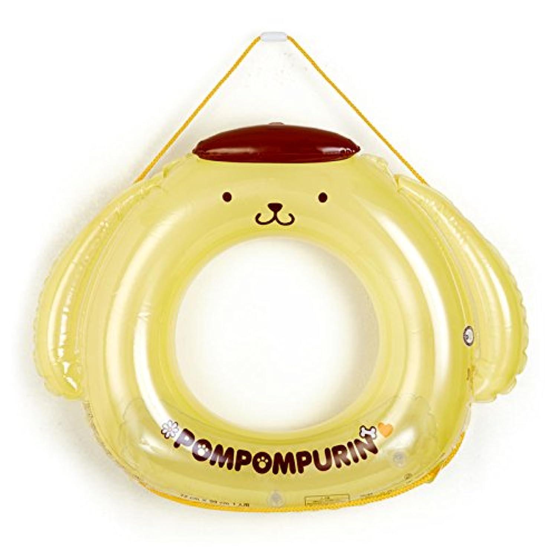 ポムポムプリン 浮き輪90cm
