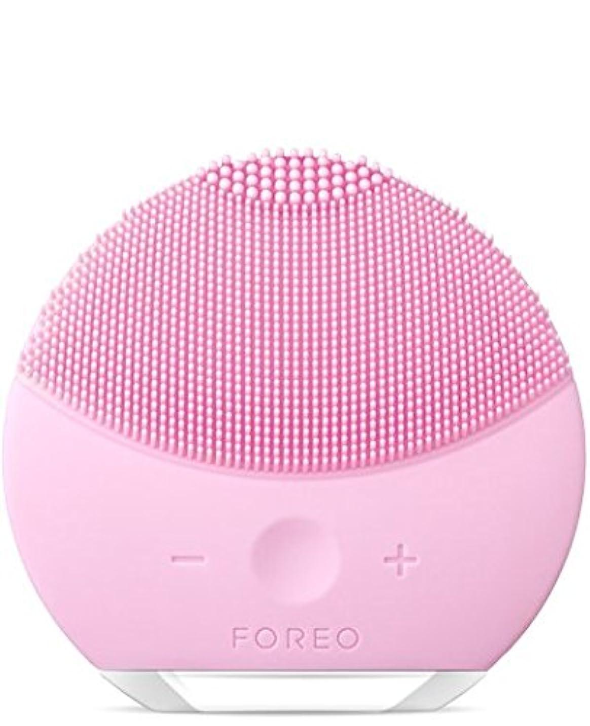 タイピスト謙虚気になるFOREO LUNA mini2 (Pearl Pink) ピンク