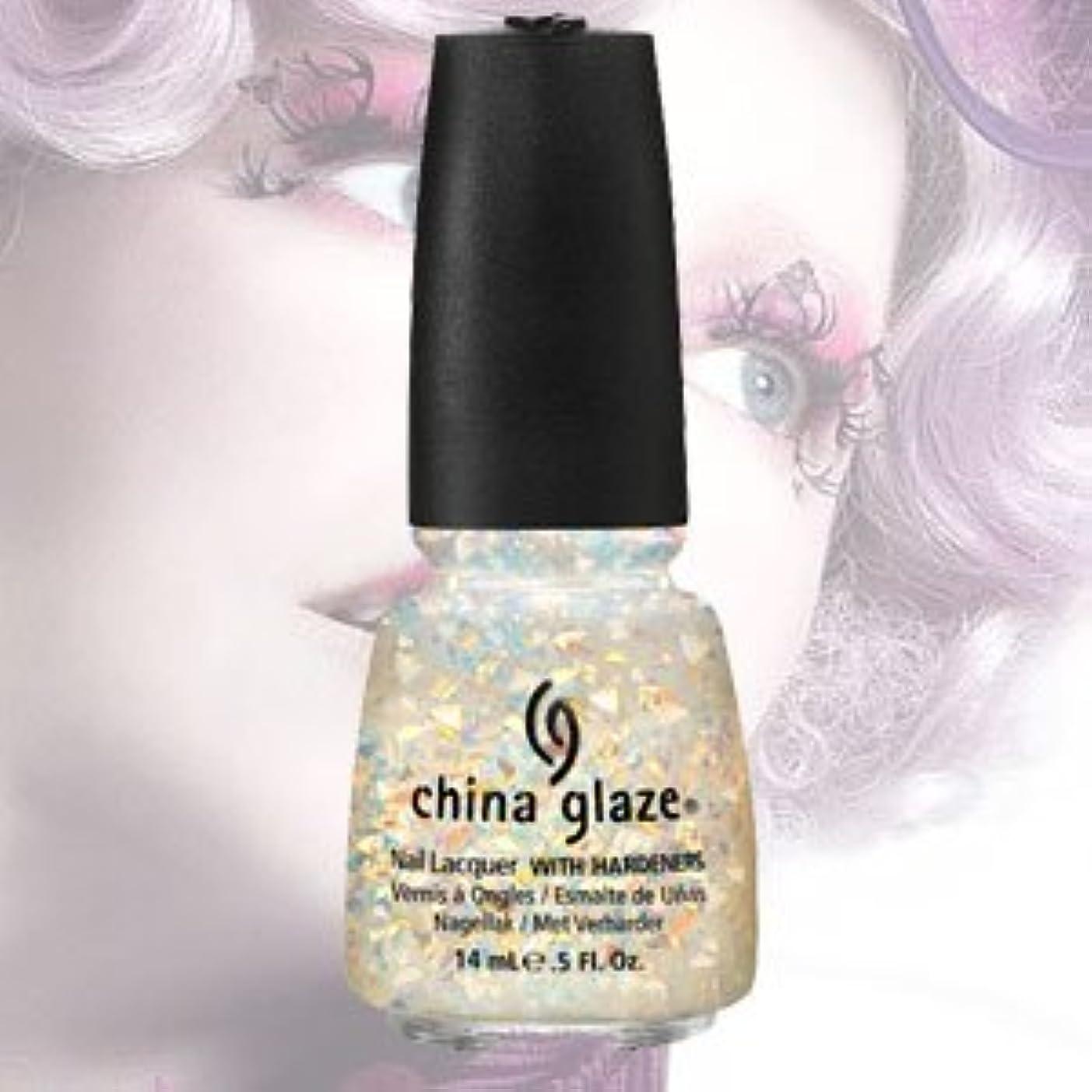 霜起きる放射能(チャイナグレイズ)China Glaze Luxe and LushーCAPITOL COLOURS コレクション [海外直送品][並行輸入品]