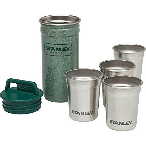 STANLEY(スタンレー) アドベンチャーショットグラスセット グリーン 01705-011 (日本正規品)