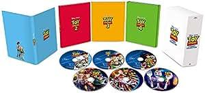 トイ・ストーリー:4ムービー・コレクション(数量限定) [ブルーレイ+DVD+デジタルコピー+MovieNEXワールド] [Blu-ray]