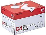 コピー用紙 高白色 B4 2500枚 (500枚×5冊) コピーペーパーEX
