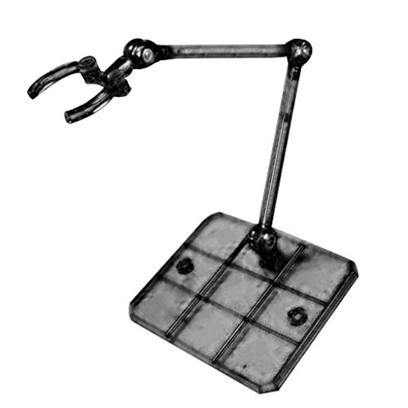 トリム挨拶する強要携帯スタンド 携帯ディスプレイホルダー 簡単な組み立て 簡単に置き換える 1/144 1/100