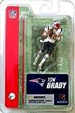 McFarlane マクファーレン Toys NFL Sports Picks Series 4 Mini Figure フィギュア Tom Brady (New England Patriots) [並行輸入品]