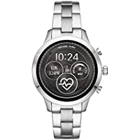 Michael Kors Women's MKT5044 Smart Digital Silver Watch