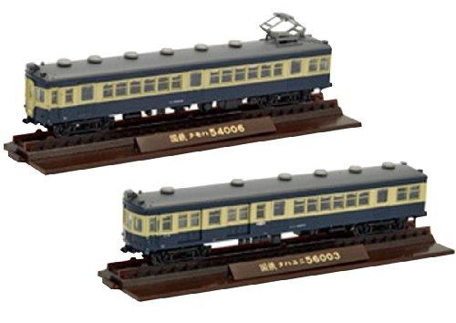 鉄道コレクション 国鉄51・40系飯田線2両セットA