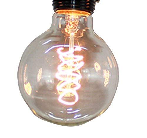 GENERAL ビンテージランプエジソンEdison Bulb エジソン電球 口金E26 A60/60w CLB-902 インテリア照明 電球 ホーム照明器具 (ST58/60W CLB-902)
