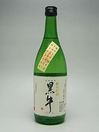 名手酒造 純米吟醸 黒牛 720ml