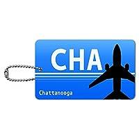 チャタヌーガテネシー州(CHA)空港コード IDカード荷物タグ