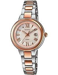 [カシオ]CASIO 腕時計 SHEEN ソーラータイプ SHE-4516SBZ-9AJF レディース
