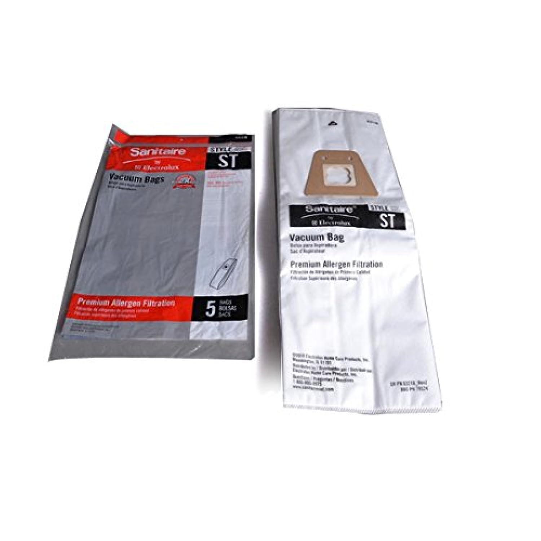 Eureka SanitaireスタイルSt、SC - 600 Upright掃除機用紙バッグ5pk # 63213b-10