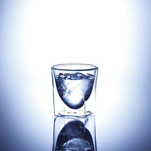レイエスのダブルウォールグラス