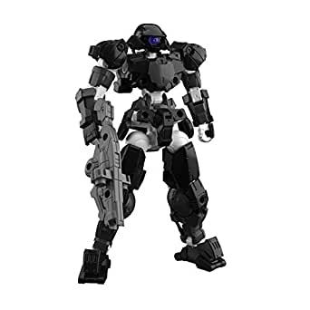 30MM bEXM-15 ポルタノヴァ [ブラック] 1/144スケール 色分け済みプラモデル