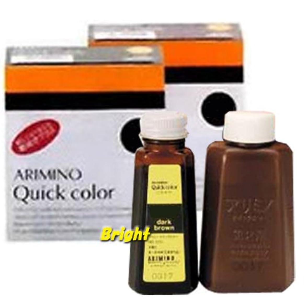 有毒美容師三十アリミノ クイックカラー #500A