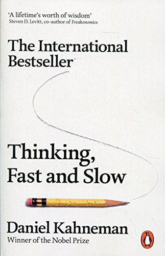 Thinking, Fast and Slowの詳細を見る
