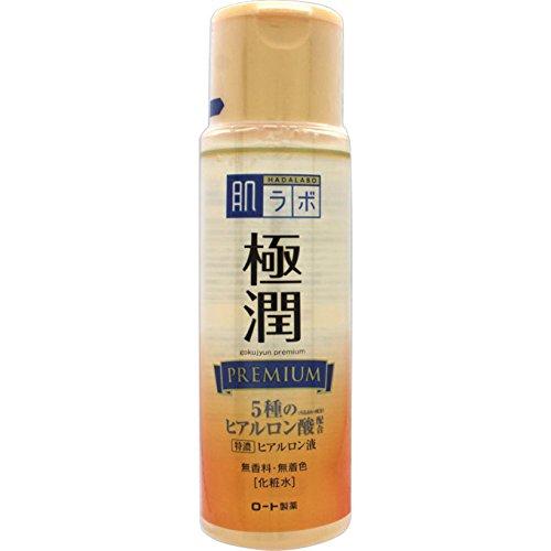肌ラボ 極潤プレミアム 特濃ヒアルロン液 ヒアルロン酸5種類×サクラン配合 170mL