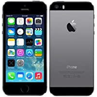 【海外版SIMフリー】Apple iPhone5S 64GB スペースグレイ【sim free シムフリー】