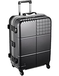 [プロテカ] スーツケース ブロックパック サイレントキャスター ハンガー付  保証付 60L 58cm 4.2kg 00761