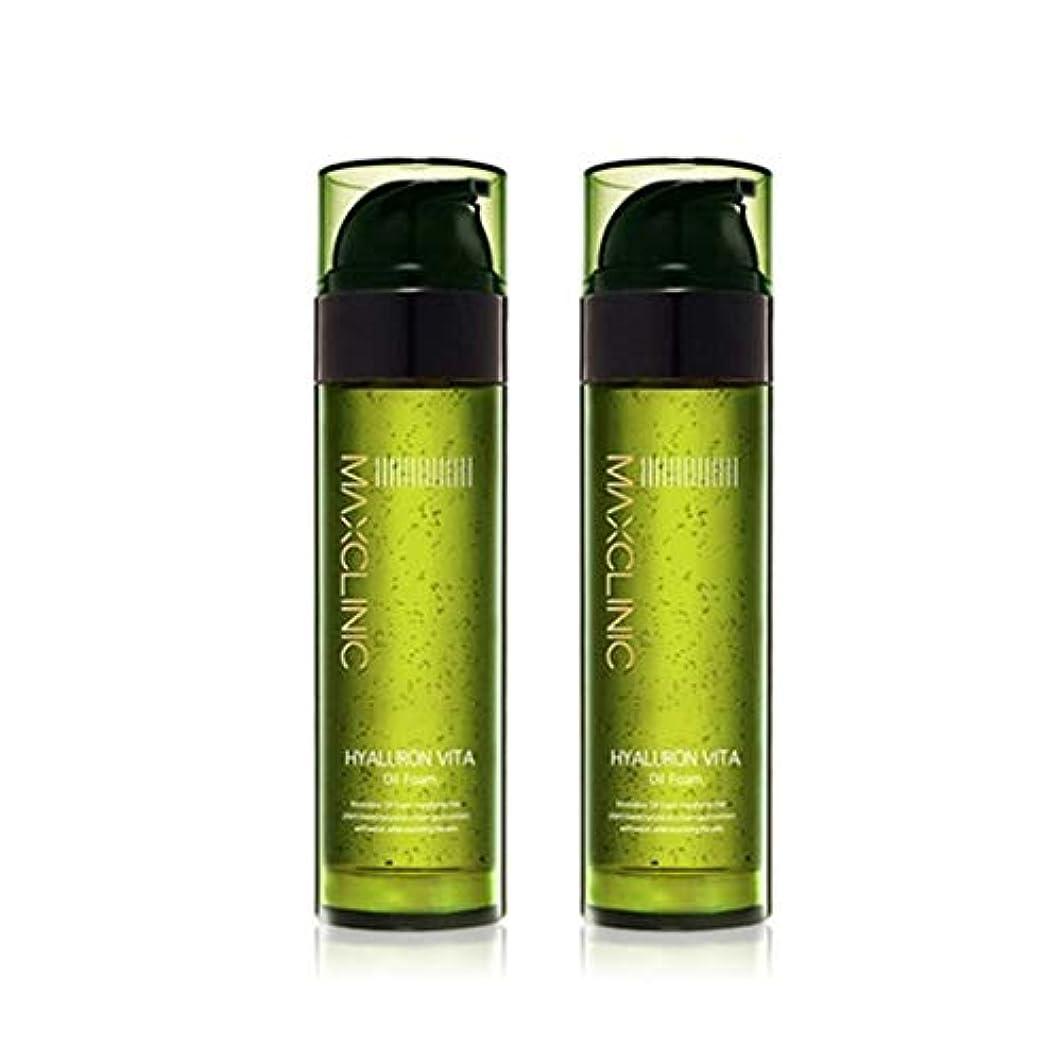 資格情報に対応バンガローマックスクリニックヒアルロンヴィータオイルフォーム110gx2本セット韓国コスメ、Maxclinic Hyaluronic Acid Vita Oil Foam 110g x 2ea Set Korean Cosmetics...