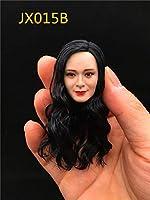 TBLeague1/6スケール女性素体用ヘッドパーツ アジア系美人 JX015B
