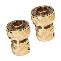 KESOTO 高圧洗浄ホース コネクタ コネクタ カプラ 全4サイズ 使いやすい - M20