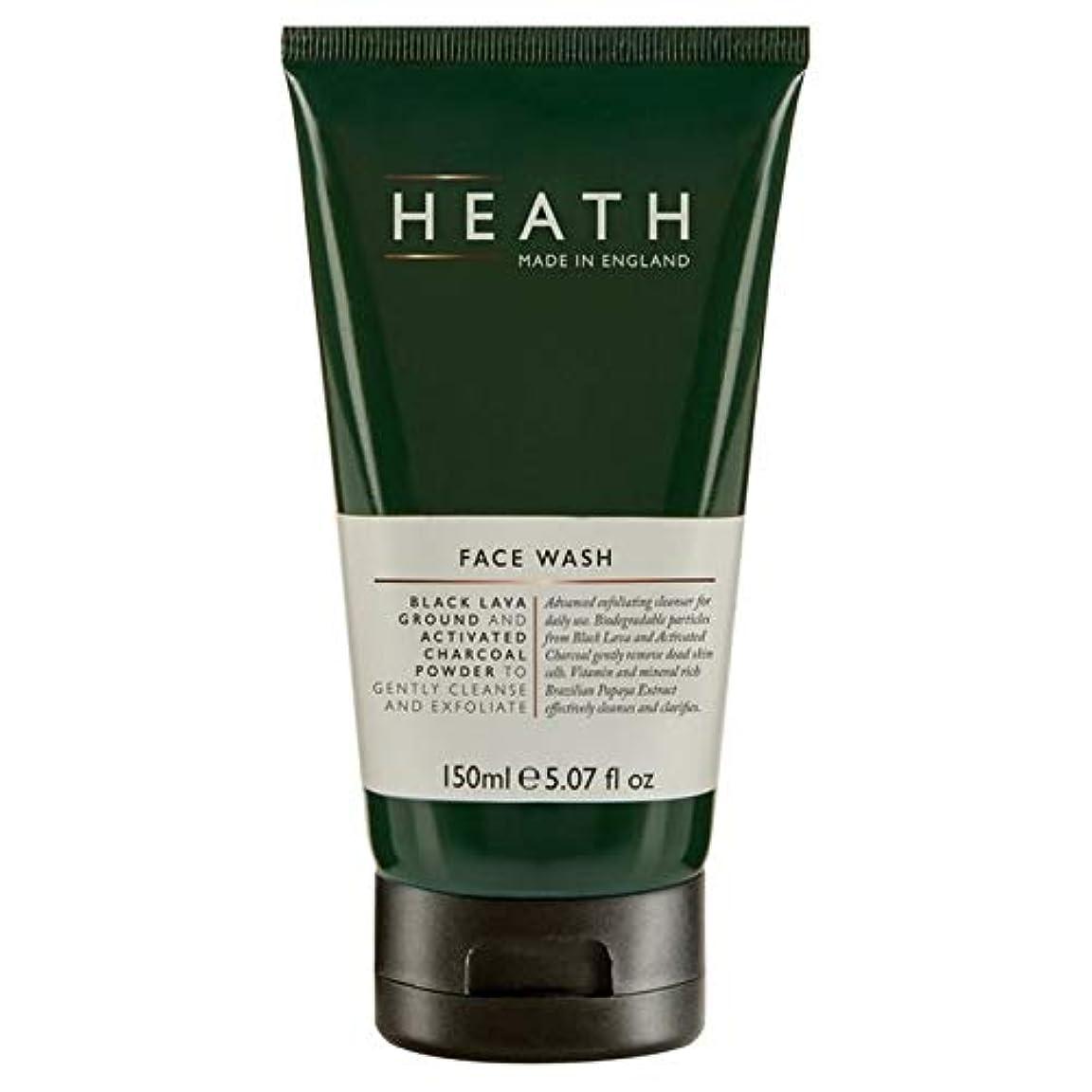 製作首ストラップ[Heath] ヒース洗顔の150ミリリットル - Heath Face Wash 150ml [並行輸入品]