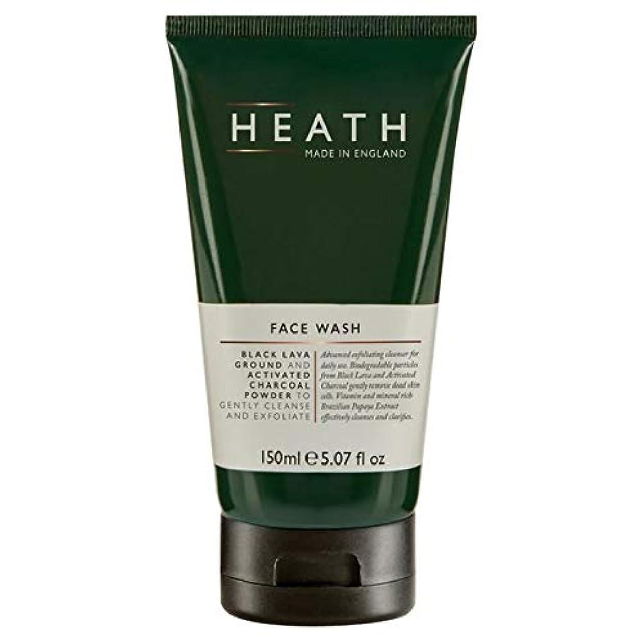 速度破壊的ゴム[Heath] ヒース洗顔の150ミリリットル - Heath Face Wash 150ml [並行輸入品]