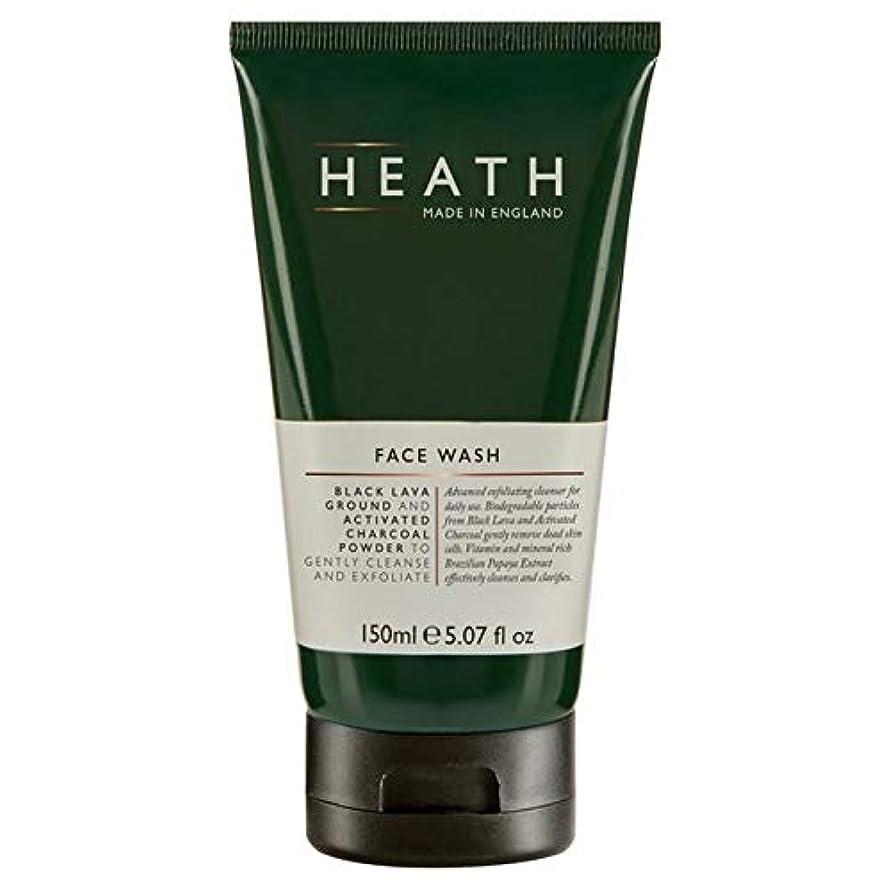 延期するホストクマノミ[Heath] ヒース洗顔の150ミリリットル - Heath Face Wash 150ml [並行輸入品]