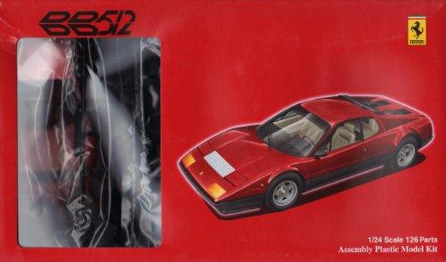 フジミ模型 リアルスポーツシリーズ No.33 1/24 フェラーリ512BB