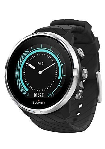 SUUNTO 9 (スント ナイン) スマートウォッチ GPS [日本正規品] SS050142000 ブラック