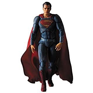 MAFEX マフェックス SUPERMAN スーパーマン 『バットマン vs スーパーマン ジャスティスの誕生』 ノンスケール ABS&ATBC-PVC塗装済みアクションフィギュア