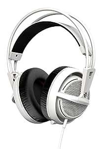 【国内正規品】密閉型ゲーミングヘッドセット SteelSeries Siberia 200 White 51132