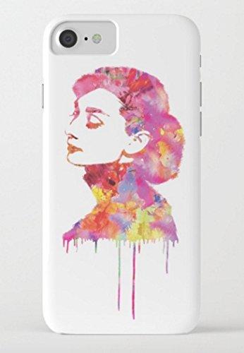 オードリー・ヘップバーン society6 iPhone 7/7 Plusケース (iPhone 7, Audrey01) [並行輸入品]