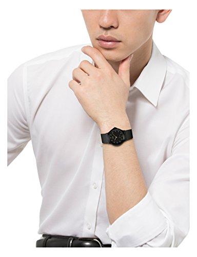 CASIO(カシオ) 腕時計 ブラック MQ-24-1E メンズ [逆輸入品]