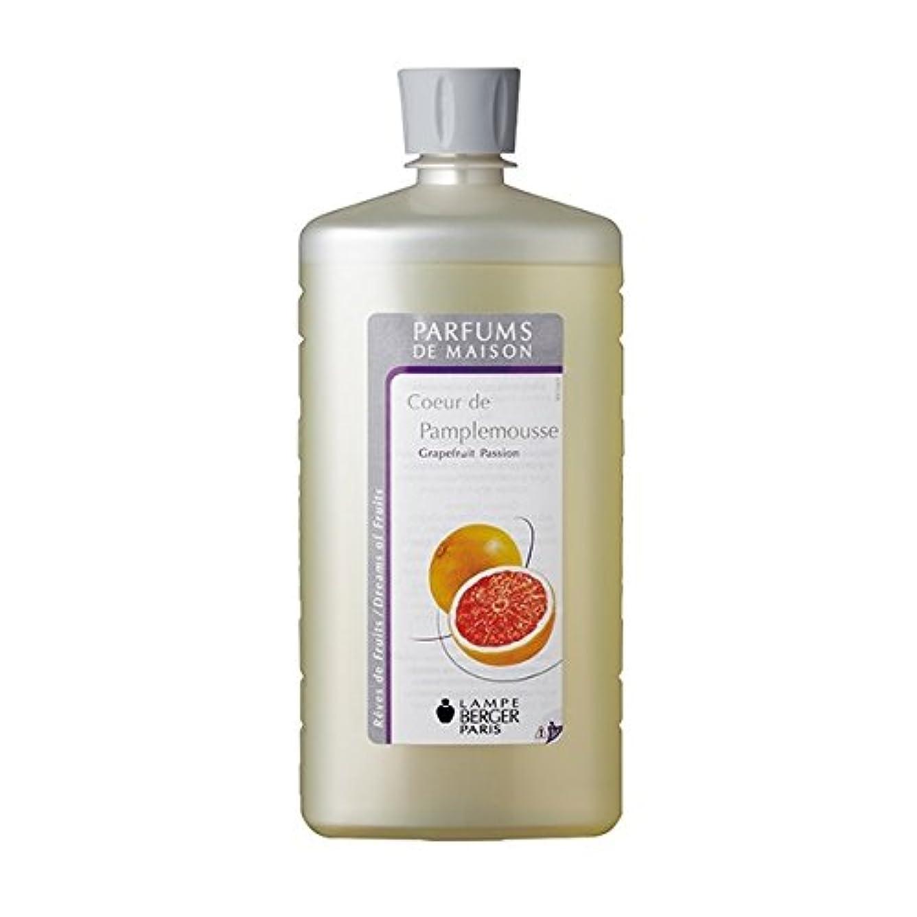 家庭重要環境に優しいランプベルジェオイル(グレープフルーツ)Coeur de Pamplemousse / Grapefruit Passion