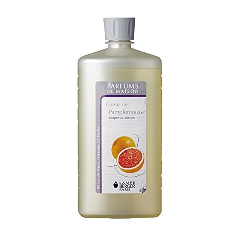 第二にとハーブランプベルジェオイル(グレープフルーツ)Coeur de Pamplemousse / Grapefruit Passion