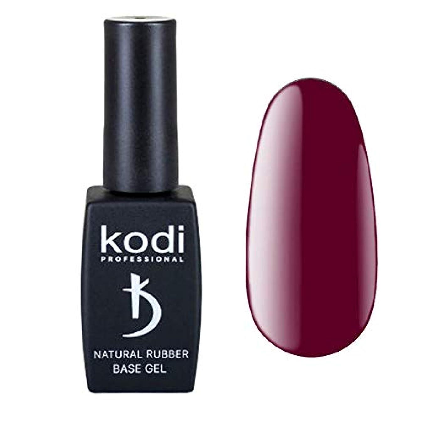 俳句技術的な基本的なKodi Professional New Collection WN Wine #40 Color Gel Nail Polish 12ml 0.42 Fl Oz LED UV Genuine Soak Off