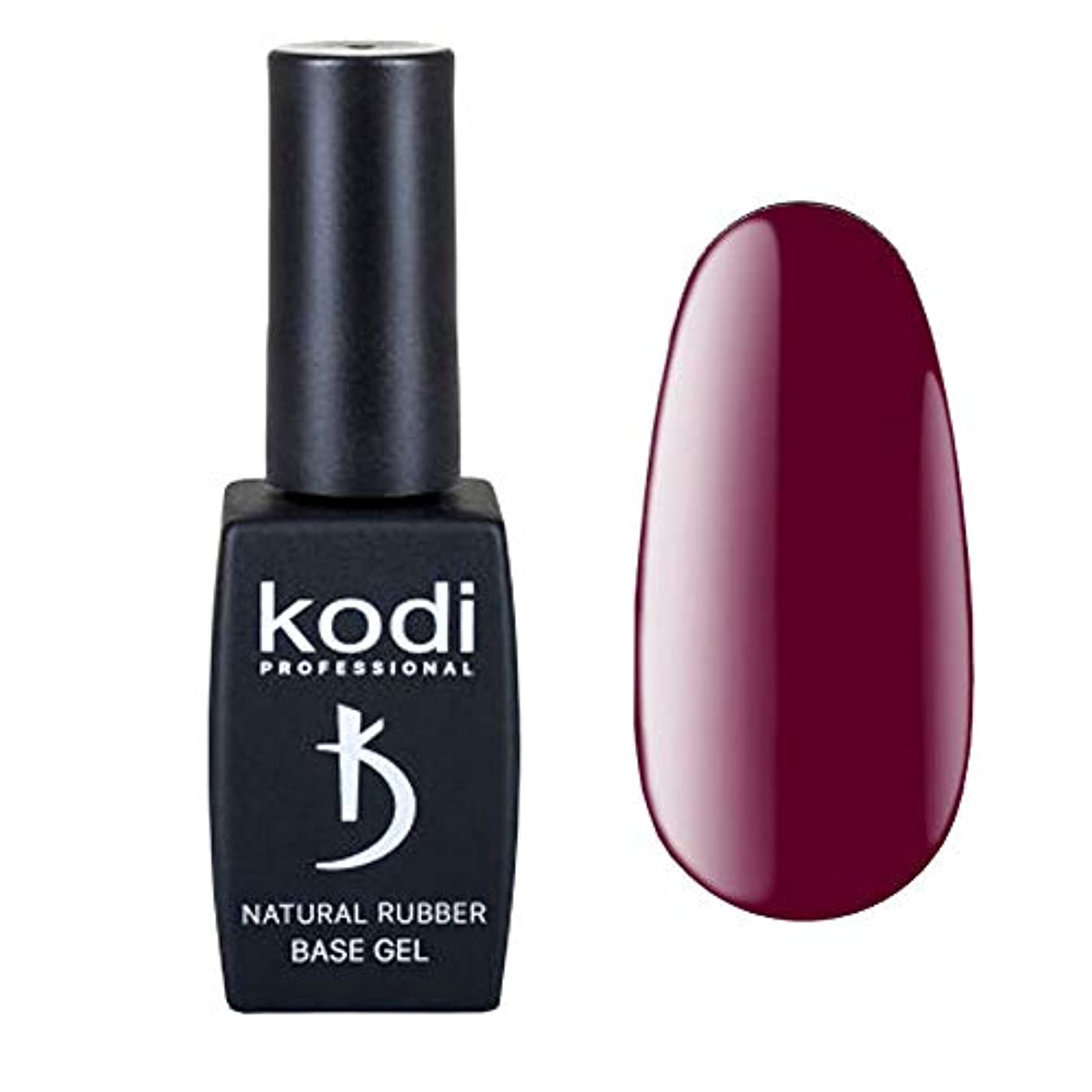 想像する吸収する約Kodi Professional New Collection WN Wine #40 Color Gel Nail Polish 12ml 0.42 Fl Oz LED UV Genuine Soak Off