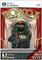 Brand New Tropico 3 - Gold Edition (Works With: WIN 2000XP) [並行輸入品]