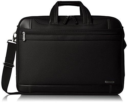 [ワールドトラベラー] World Traveler ビジネスバッグ プロビデンスビジネス 52566 01 (ブラック)