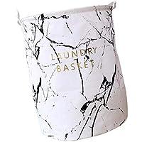 SM SunniMix 高品質 洗濯袋 服 収納バスケット 子供 おもちゃ バスケット 雑貨 収納 7種選べる   - D