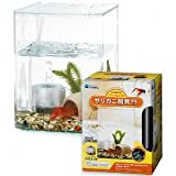 水作 水槽セット リトルアクアリウム ザリガニ基本セット(飼育セット)