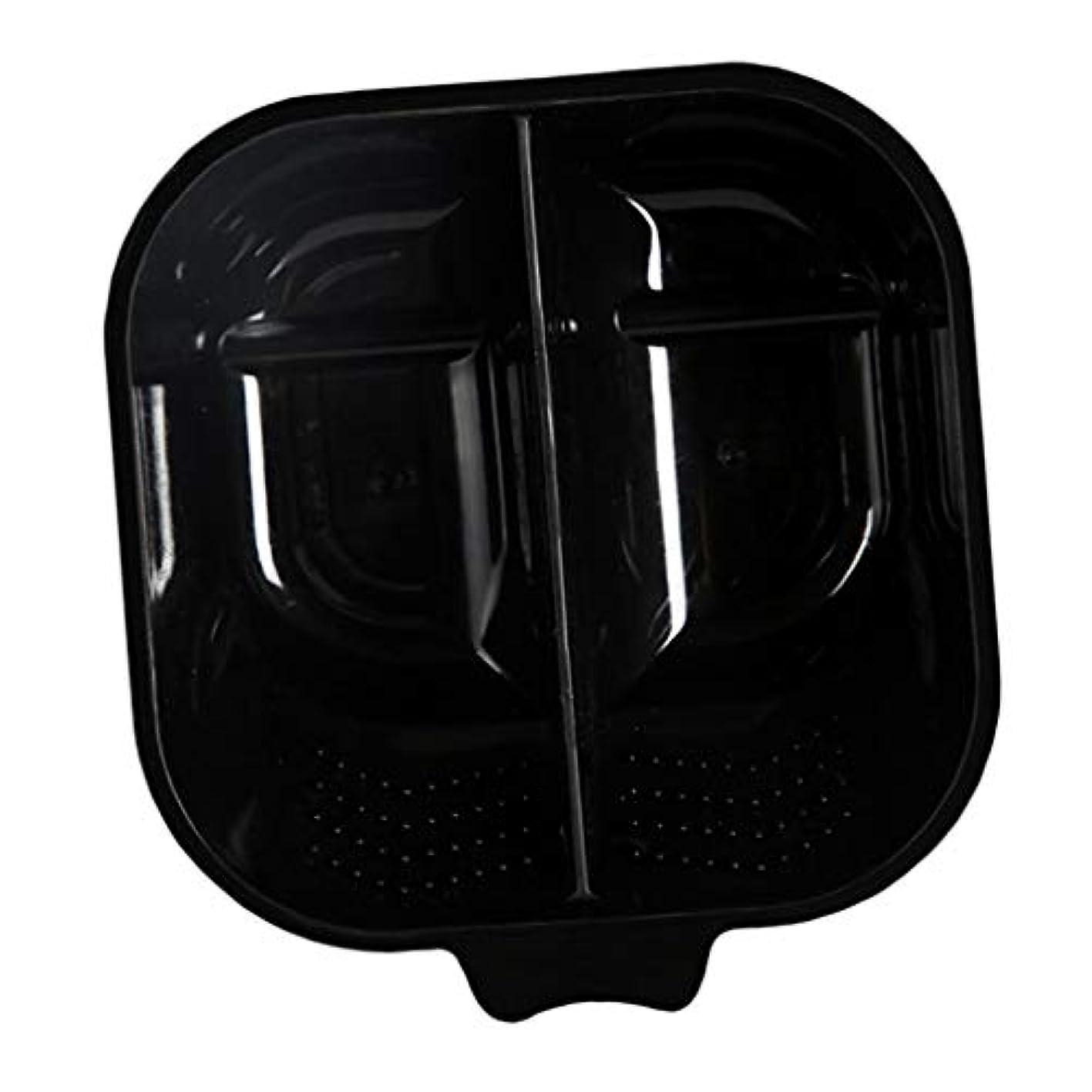 漂流増強するボーカルDYNWAVE ヘアカラーリング用品 ヘアカラーボウル ヘアカラープレート 毛染め 染料 混ぜる サロン プロ用品