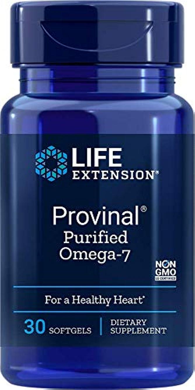 小数菊ブローLife Extension - PROVINAL® Purified Omega-7 - 30??????? 海外直送品