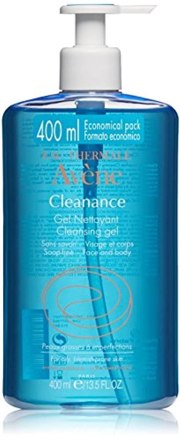 高原製油所消化AVENE CLEANANCE GEL LIMPIADOR 400ML