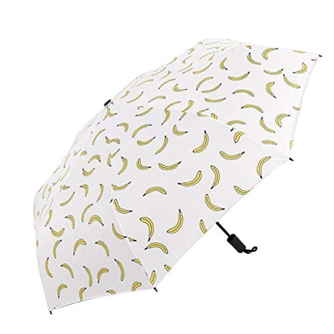 囲い隙間過半数傘、黒いガム、太陽の傘、抗紫外線、創造的な傘、傘から70パーセント、透明な傘。