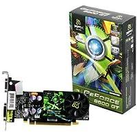 XFX Nvidia GeForce 9500GT 512MB ddr2VGA / DVI / HDTV PCI - Expressビデオカードpvt95gyar2
