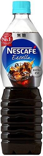 ネスレ日本 ネスカフェ エクセラ ボトルコーヒー無糖 900ml 1本